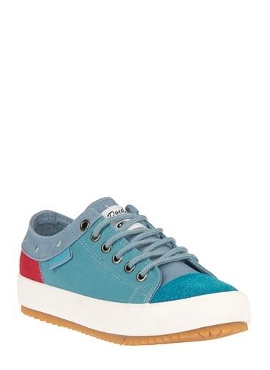Dockers by Gerli Keten Günlük Ayakkabı Mavi